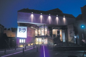 The Dundee Rep Theatre