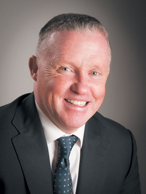 Dundee Businessman Tony Banks