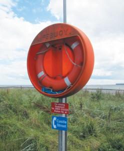 Broughty Ferry Lifebuoy
