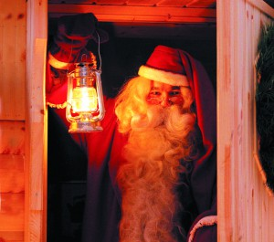Meet Santa himself in Lapland