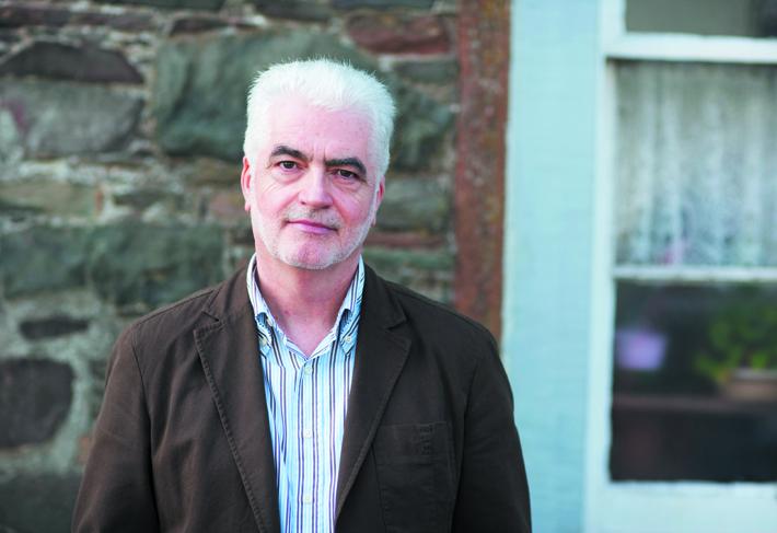 Scottish writer Billy Kay