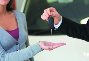 Keys to a New Car