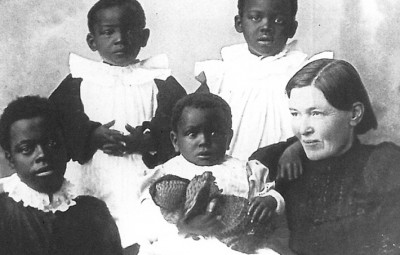 Mary Slessor and Adopted Family