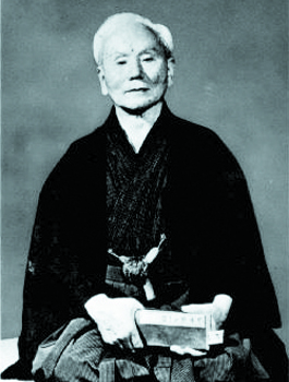 Master Funakoshi