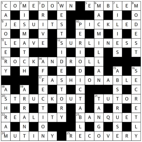 Crossword-SOLUTION-Easter16