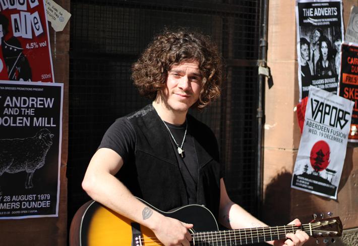 City Life Dundee – Kyle Falconer Talks Solo