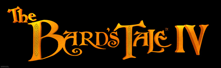 The Bards Tale IV Logo