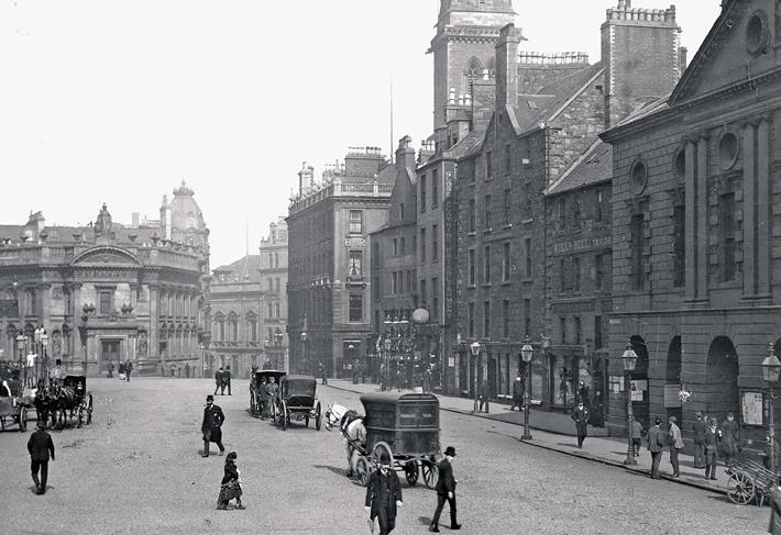 High Street Dundee
