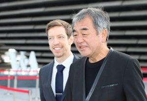 John Alexander & Kengo Kuma