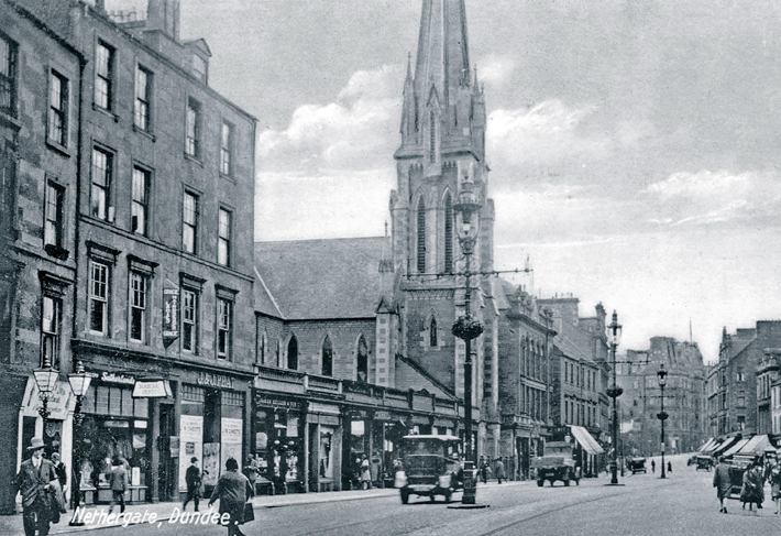 Nethergate Dundee