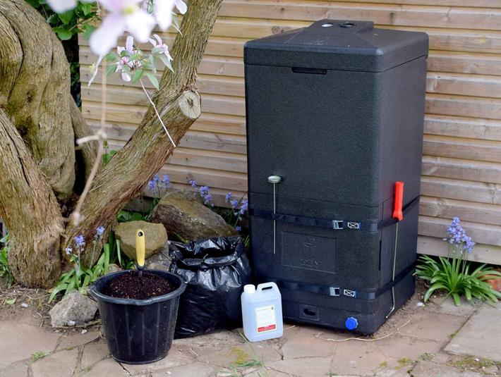 Hotbin Composter MK2