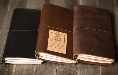 The Nomad Factory Travel Journals